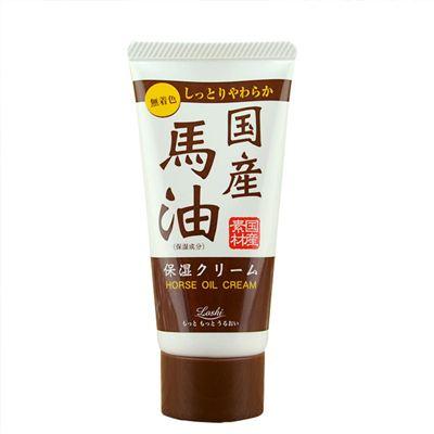 loshi北海道马油护手霜